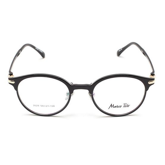 Marco Polo กรอบแว่นตา รุ่น EMN2629 C1 สีดำ