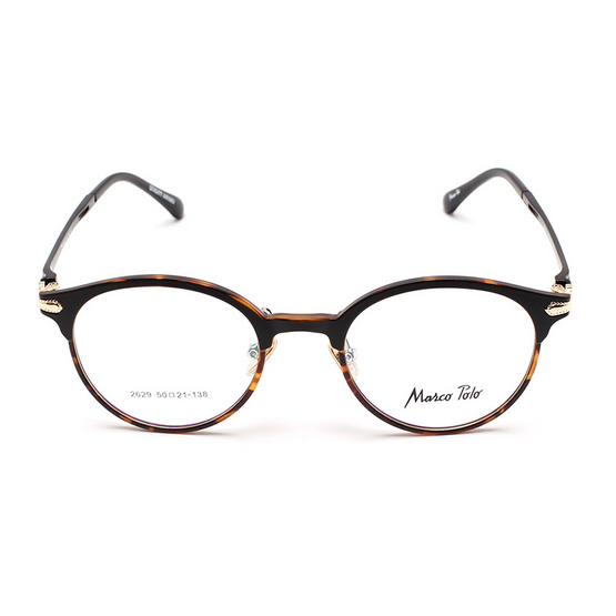 Marco Polo กรอบแว่นตา รุ่น EMN2629 C5 สีน้ำตาลกระ