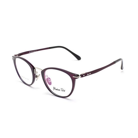 Marco Polo กรอบแว่นตา รุ่น EMN2649 C3 สีม่วง