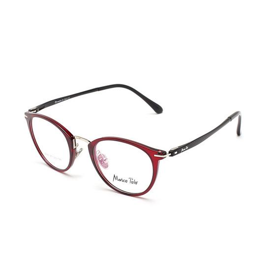 Marco Polo กรอบแว่นตา รุ่น EMN2649 C4 สีแดง
