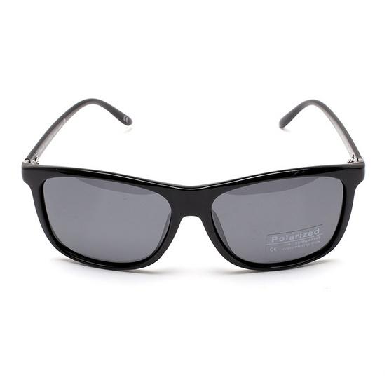 Marco Polo แว่นกันแดด รุ่น PL245 C01 สีดำ