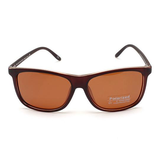Marco Polo แว่นกันแดด รุ่น PL245 C03 สีน้ำตาลด้าน