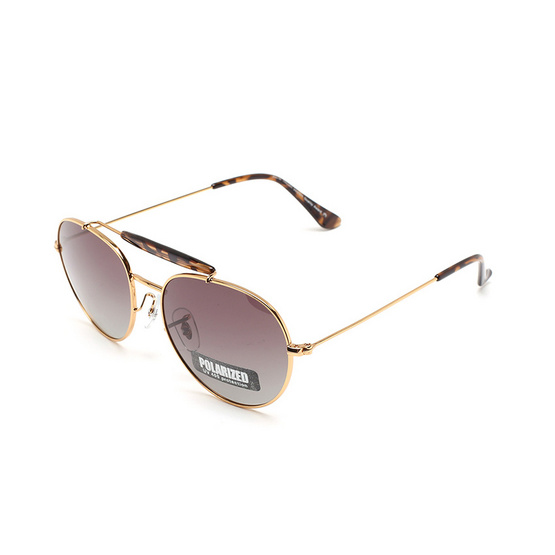 Marco Polo แว่นกันแดด รุ่น PL3540 C3 สีทองน้ำตาล