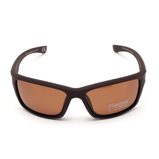 Marco Polo แว่นกันแดด รุ่น PL62 C03 สีน้ำตาลด้าน
