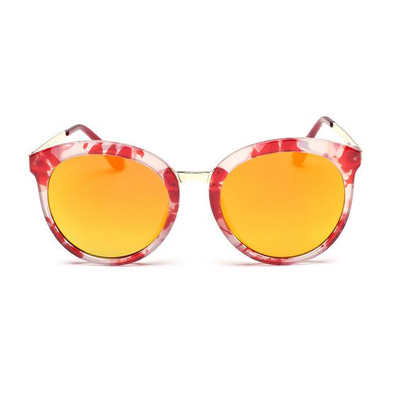 Marco Polo แว่นกันแดด รุ่น SMDJ9818 C5 สีแดง