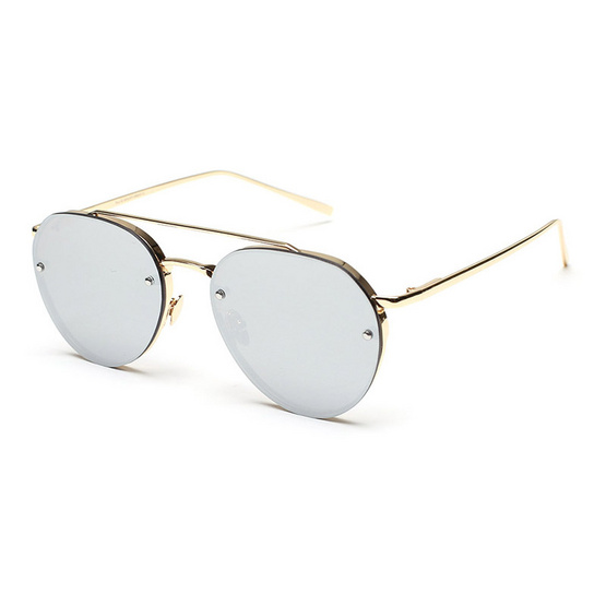 Marco Polo แว่นกันแดด รุ่น SMR1934 C115 สีเงิน