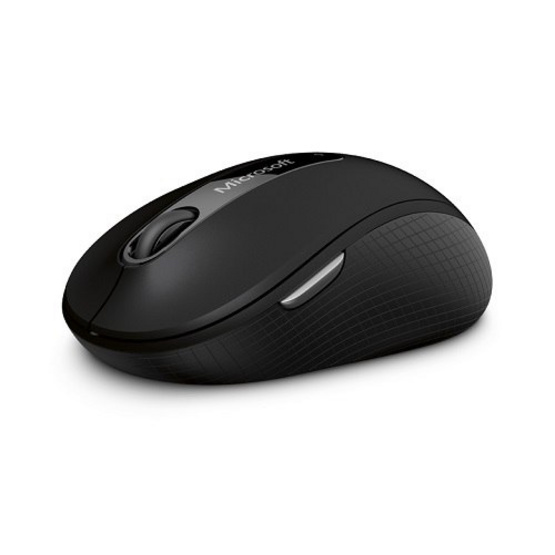 Microsoft Wireless Mobile Mouse 4000 USB BlueTrack Graphite Black