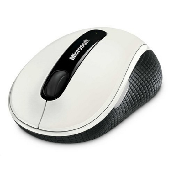 Microsoft Wireless Mobile Mouse 4000 USB BlueTrack White