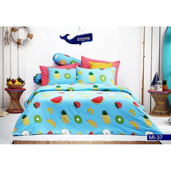 Midas ผ้านวม+ผ้าปูที่นอน รุ่น Isable MI-037