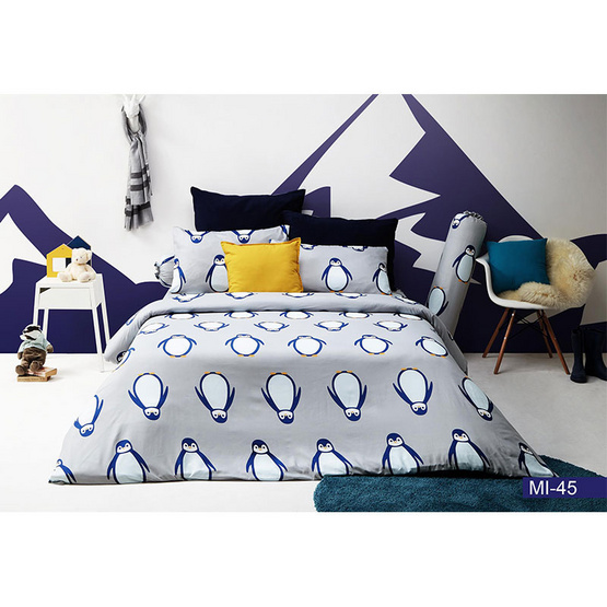 Midas ผ้านวม+ผ้าปูที่นอน รุ่น Isable MI-045