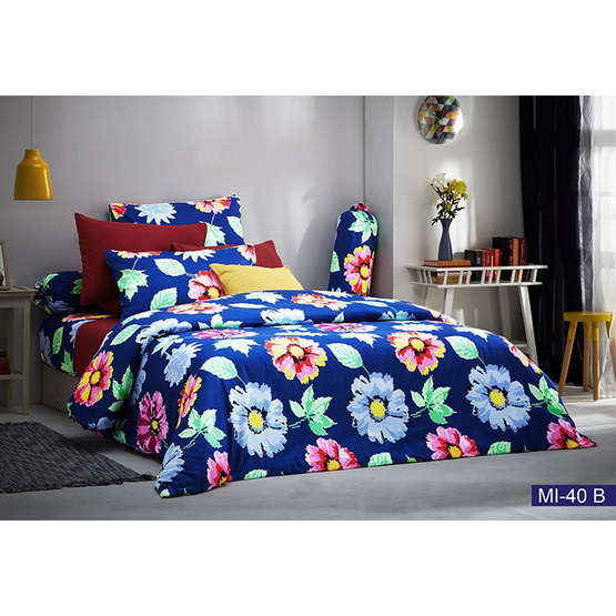 Midas ผ้านวม+ผ้าปูที่นอน รุ่น Isable MI-40B