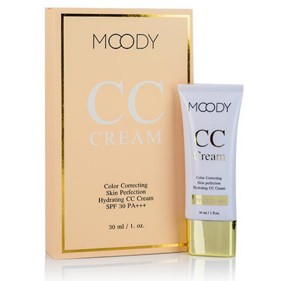 Moody CC Cream SPF 30 PA+++ 30 ml