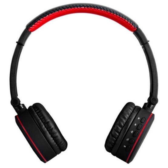 Mrice หูฟัง รุ่น 880 ไร้สาย Bluetooth V2.1 + EDR Black/Red