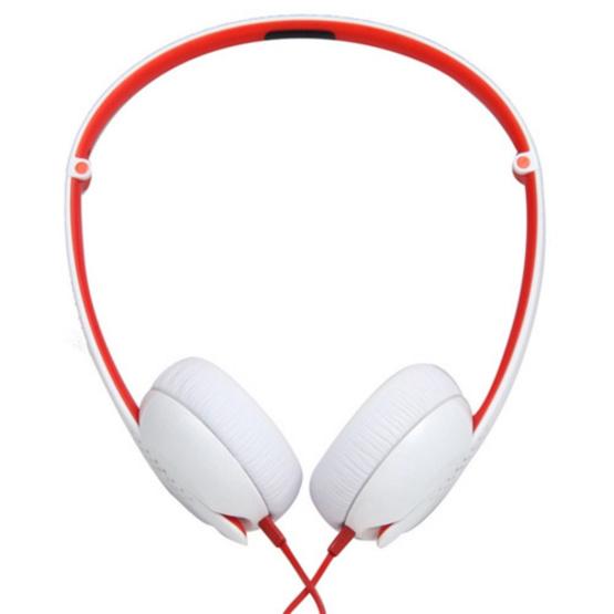 Mrice หูฟัง รุ่น E500 เบสหนักแน่น เสียงไพเราะ White