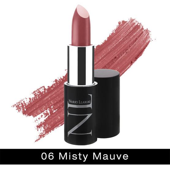 ซื้อ Nario Llarias Secret Glamour Lip Color 4.2 g. #06 MISTY MAUVE