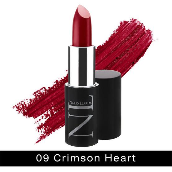 Nario Llarias Secret Glamour Lip Color 4.2 g. #09 CRIMSON HEART