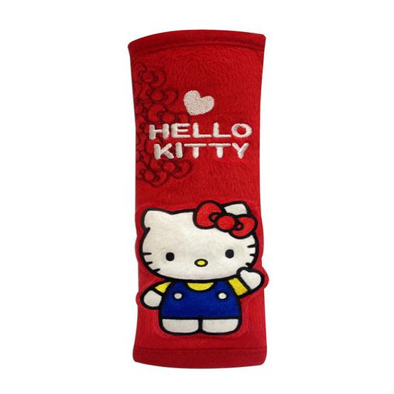 Next Products นวมหุ้มเข็มขัดนิรภัย I' m hello Kitty แพ็คคู่ สีแดง