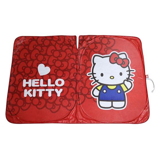 Next Products ม่านบังแดด ด้านหน้า I' m hello Kitty  สีแดง