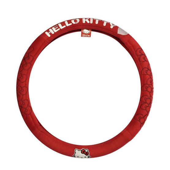 Next Products หุ้มพวงมาลัย I' m hello Kitty สีแดง