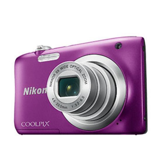 Nikon Camera COOLPIX A100 Purple