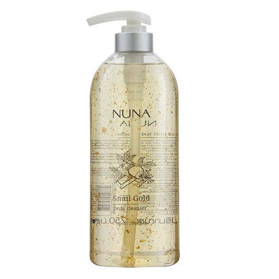ราคาถูก !! Nuna Snail Gold Body Cleanser 750ml. - Nuna, ผลิตภัณฑ์ความงาม