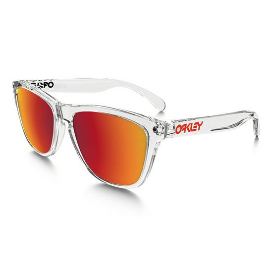 OAKLEY แว่นกันแดด รุ่น OO9245-40 Frogskins (Asia fit)