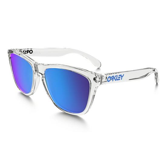 OAKLEY แว่นกันแดด รุ่น OO9245-41 Frogskins (Asia fit)