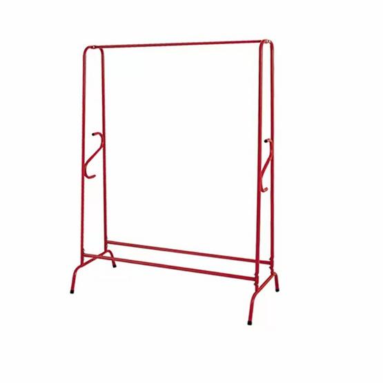 OA Furniture  ราวตากผ้า A เหล็ก แดง