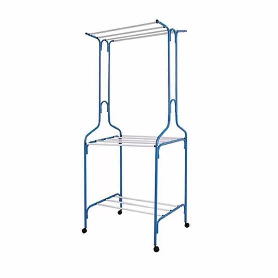 OA Furniture  ราวตากผ้า No.A8 สีน้ำเงิน