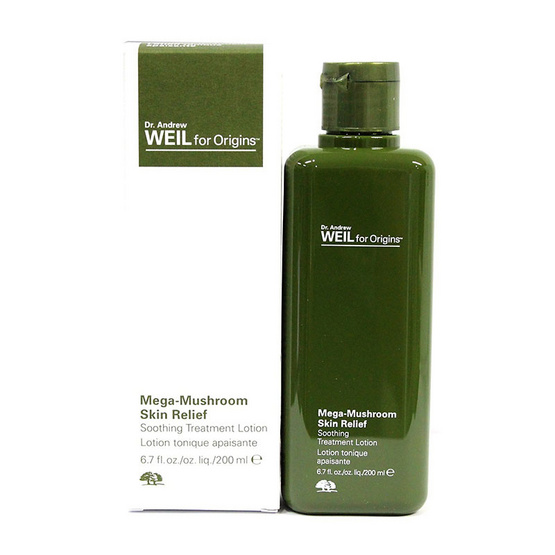 ORIGINS Dr.Andrew weil for Origins Mega-Mushroom Skin Relief Soothing Treatment Lotion 200 ml.
