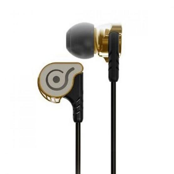 OSTRY หูฟัง รุ่น หูฟังอินเอียร์ (KC06) Gold