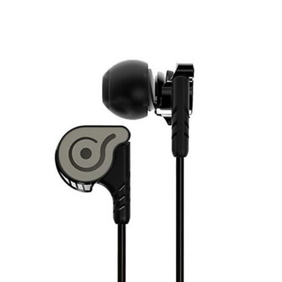 OSTRY หูฟัง รุ่น หูฟังอินเอียร์ (KC06) Silver