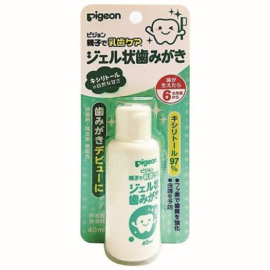 PIGEON ยาสีฟันเจลสำหรับทารก
