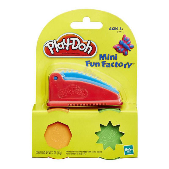 PLAY DOH MINI FUN FACTORY. >>>>