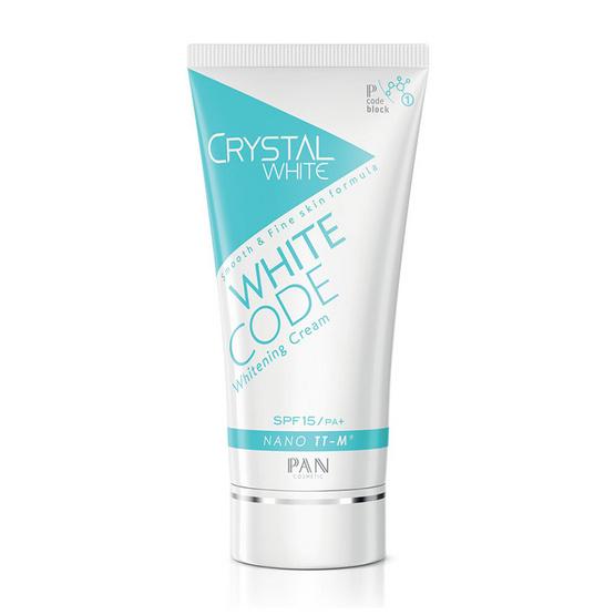 Pan Crystal White-White Code 30g