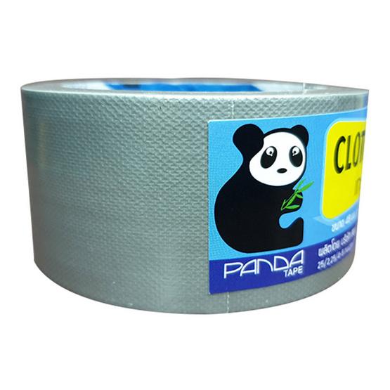 PandaTape เทปผ้าเงินแกน 12 ม้วน