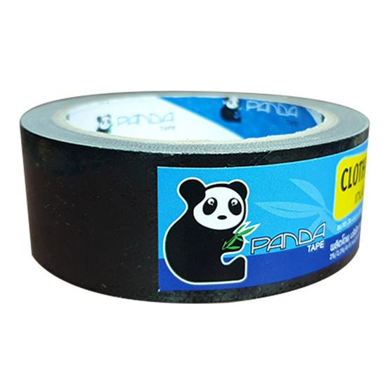PandaTape เทปผ้าดำ 15 ม้วน