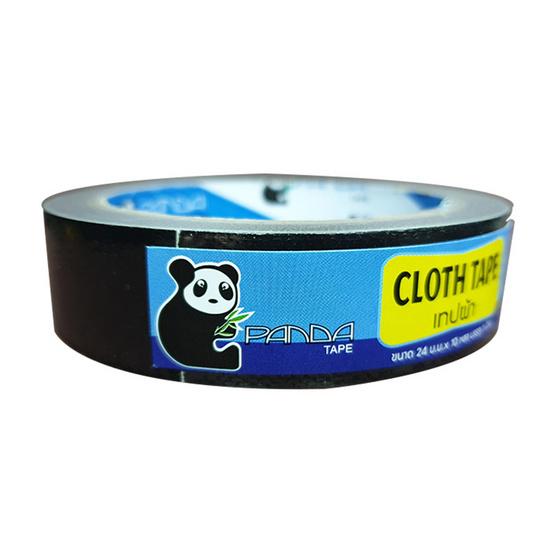 PandaTape เทปผ้าดำ 24 ม้วน