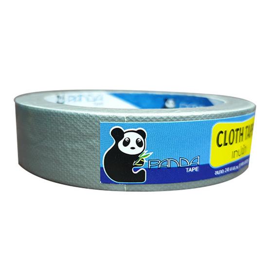 PandaTape เทปผ้าเงิน 24 ม้วน
