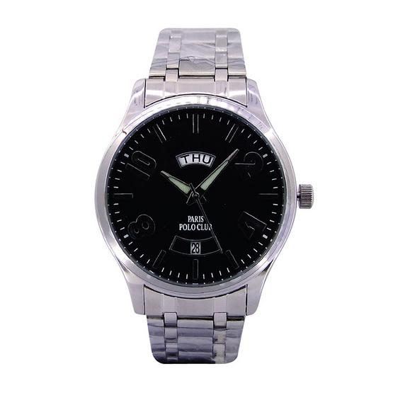 ซื้อ Paris Polo Club นาฬิกาข้อมือ 3PP-1504231G ดำ