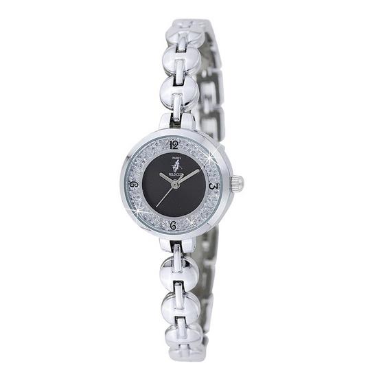 Paris Polo Club นาฬิกาข้อมือ รุ่น 3PP-1508274L สี BLACK