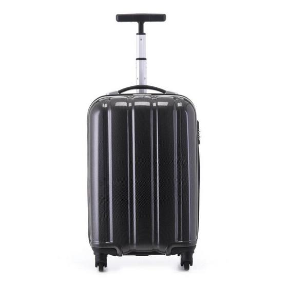 Pegasus กระเป๋าเดินทาง รุ่น ESTONIAN สีดำเงิน