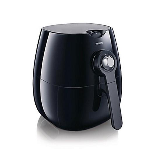 Philips หม้อทอดไร้น้ำมัน รุ่น HD9220/20 สีดำ