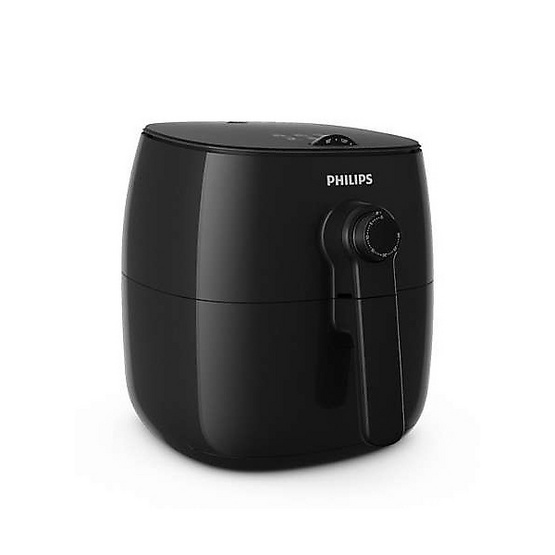 Philips หม้อทอดไม่ใช้น้ำมัน TurboStar Rapid Air Technology รุ่น HD9621/91