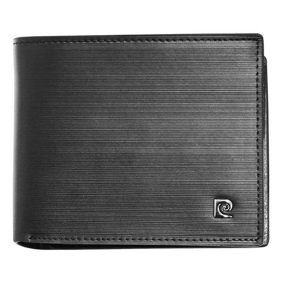 Pierre Cardin กระเป๋าธนบัตร สีดำ รุ่น PWJ3-57P