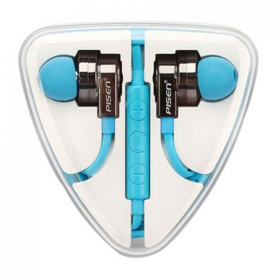 Pisen Flat In-Ear Wired Headphone G105 for iPhone