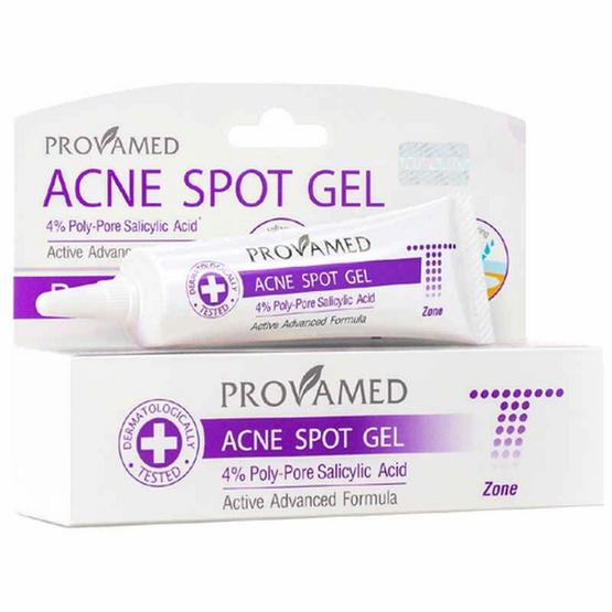 Pantip !! Provamed Acne Spot Gel 10 G - Provamed, ผลิตภัณฑ์ความงาม