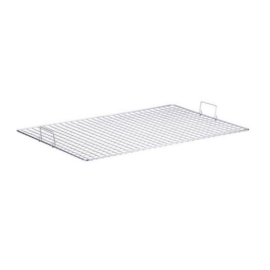 Qline stainless steel ตะแกรงปิ้งย่างสแตนเลสขนาด60x40 ST-904/2