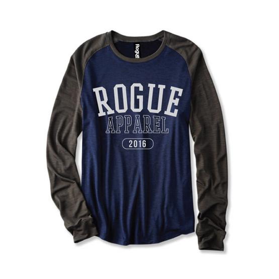 ROGUE เสื้อยืดแขนยาวผู้ชาย รุ่น MLT-04