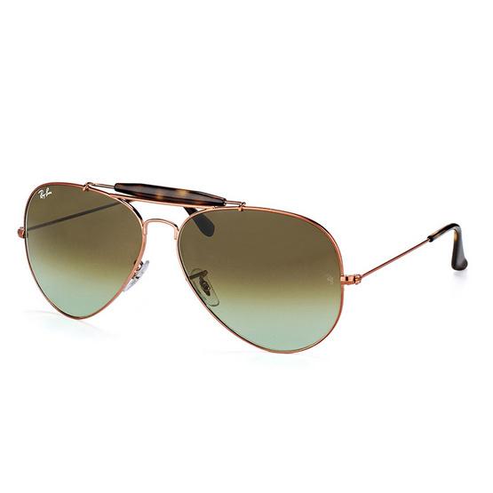 RayBan แว่นกันแดด รุ่น RB3029 9002/A6 OUTDOORSMAN